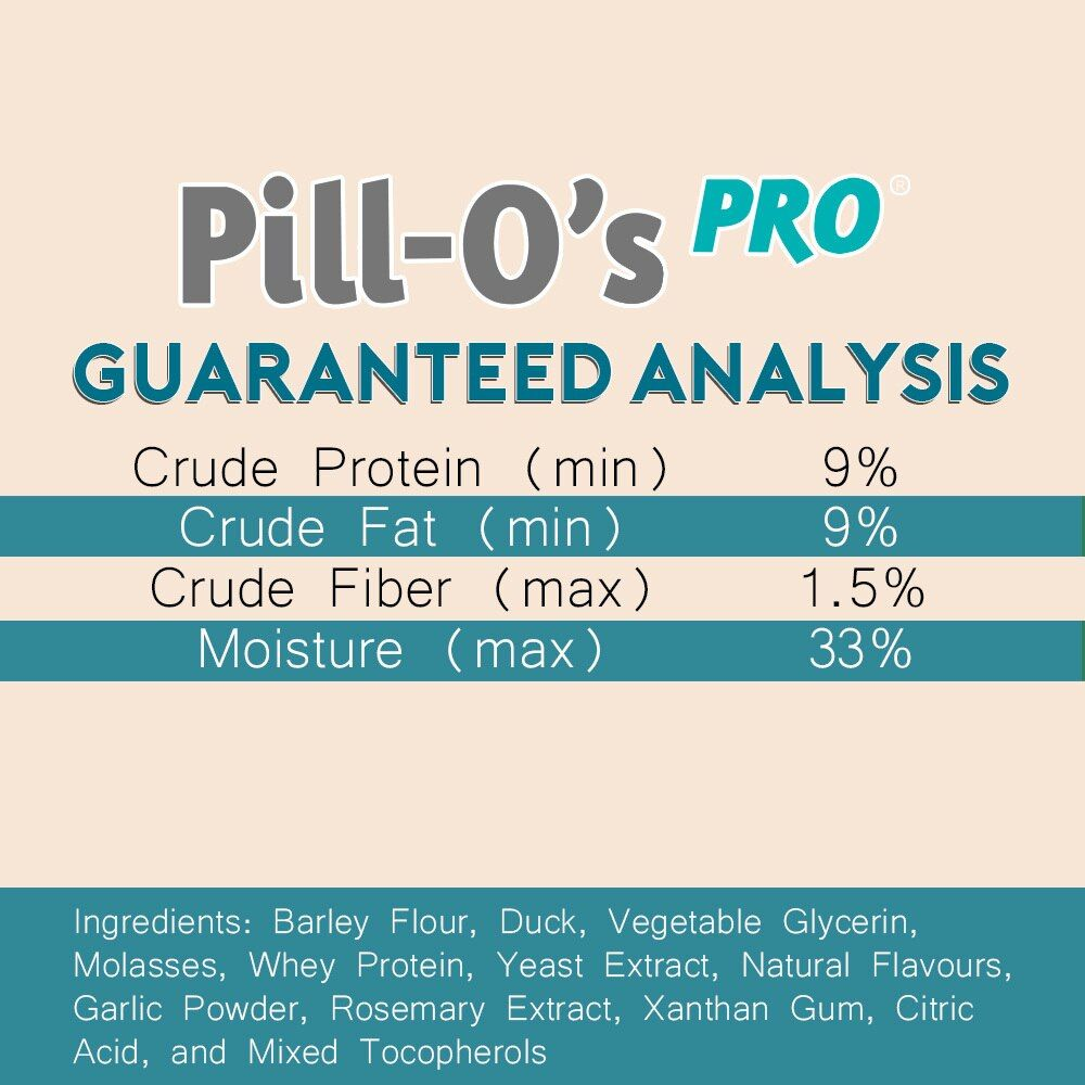 PILLOS-PRO-DUCK-90-COUNT