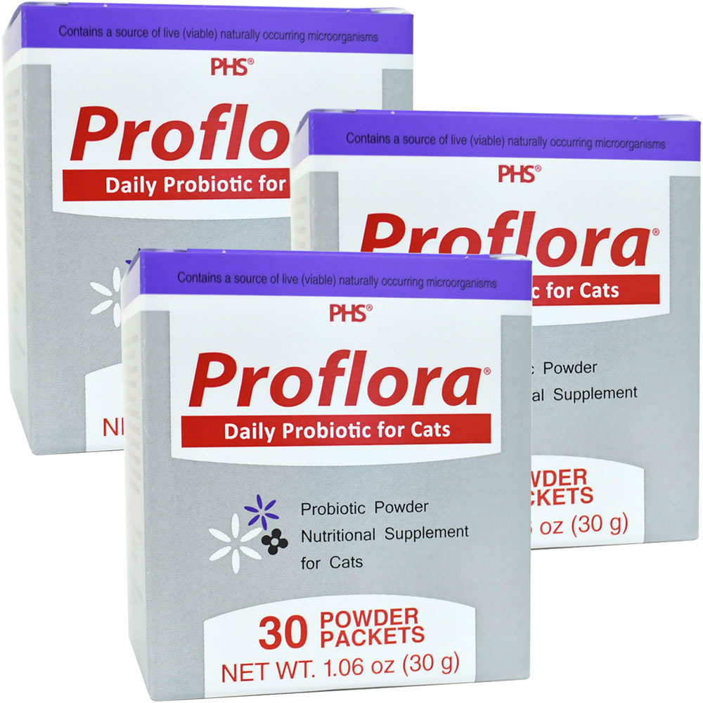 Image of 3-PACK Proflora Probiotic for Cats (90 Servings)