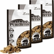 3-PACK Purebites Bison Liver Dog Treat (3.69 oz)