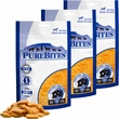 PureBites Cheddar Cheese Dog Treat 3-PACK (49.8 oz)