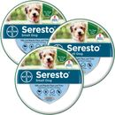 3-PACK Seresto Flea & Tick Collar for Small Dogs
