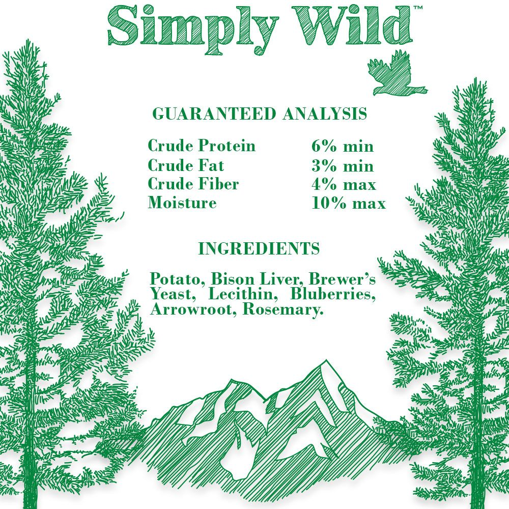 SIMPLYWILDBISON3PK