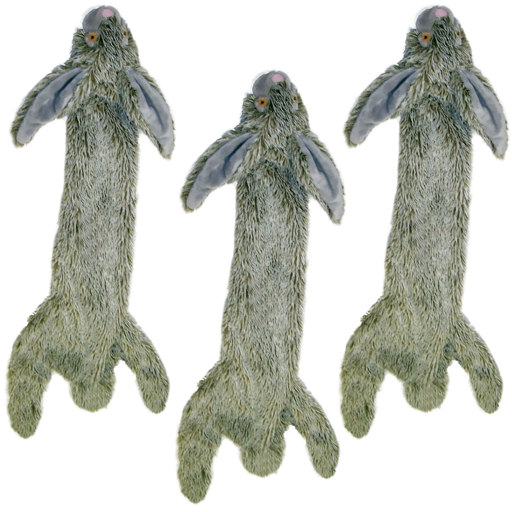 3-PACK-SPOT-SKINNEEEZ-STUFFING-FREE-PLUSH-RABBIT-23