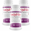 3 PACK TranQuil-Tabs for Dogs (180 Tablets)
