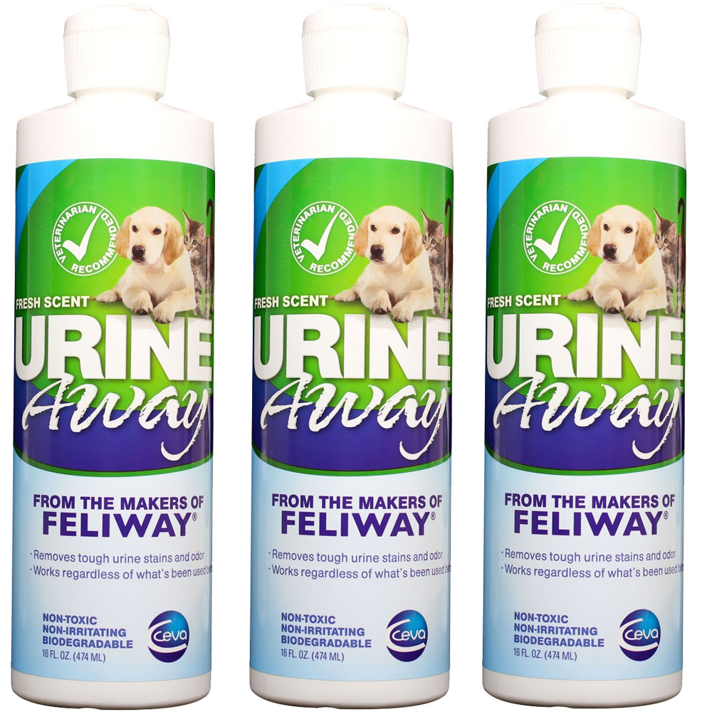3-PACK URINE-AWAY 48 oz Soaker im test