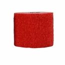 "3M Vetrap 2"" x 5 yd - Red"