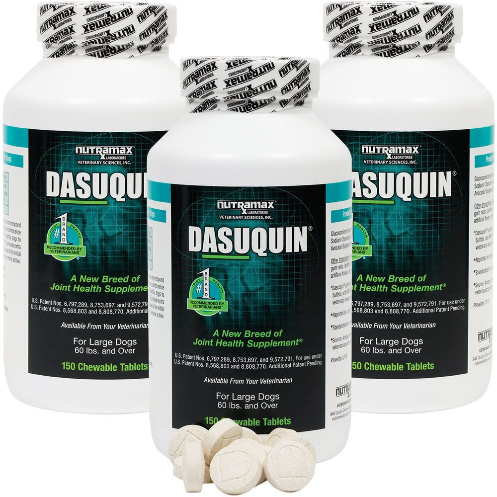 Image of 3-PACK Dasuquin for Large Dogs (450 Chewable Tabs)