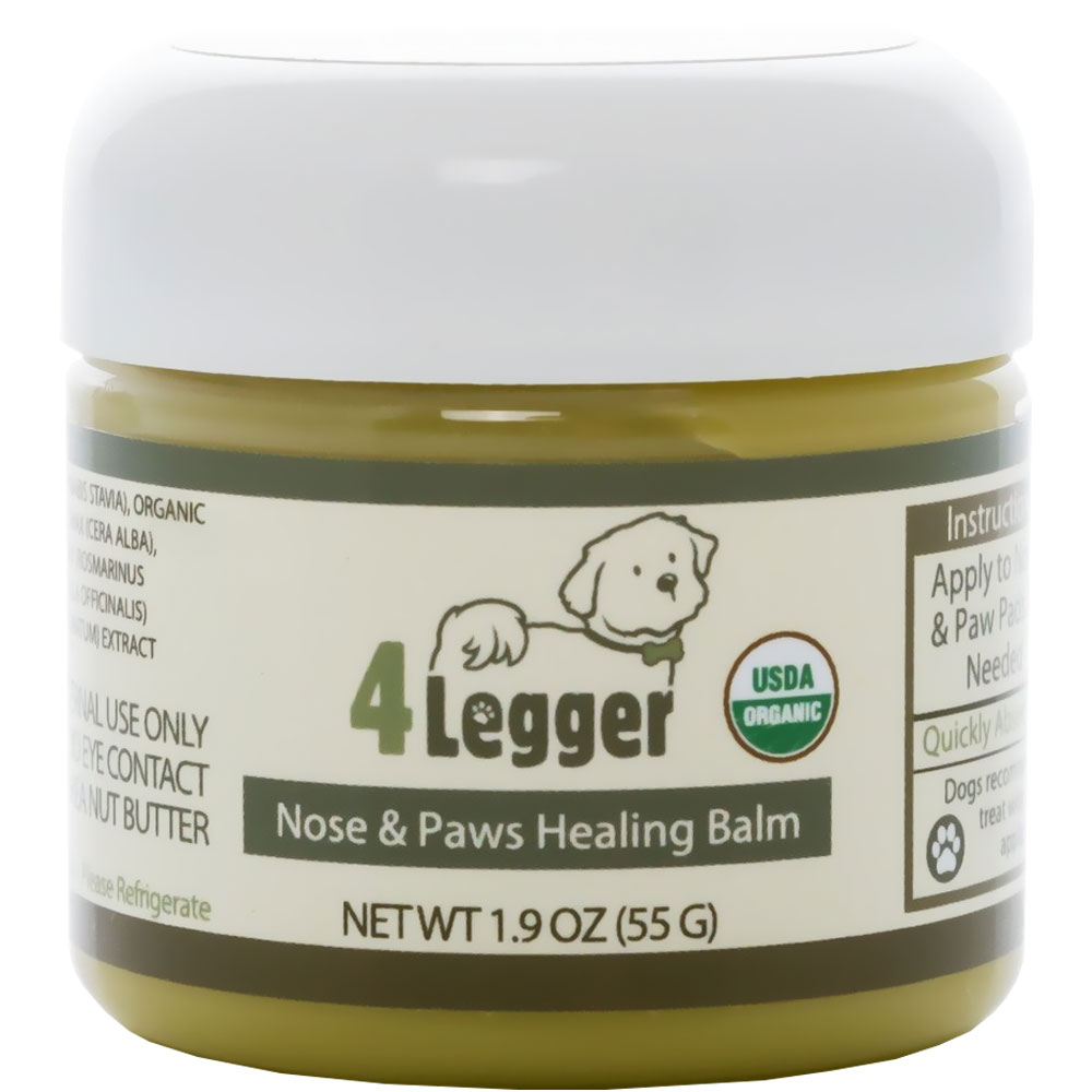 4-Legger Nose & Paws Healing Balm - 1.9 oz - For Dogs - from EntirelyPets