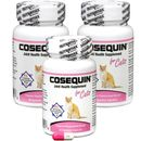 3- PACK Cosequin for Cats 80 Count (240 CAPSULES)