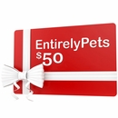 $50 EntirelyPets Gift Certificate