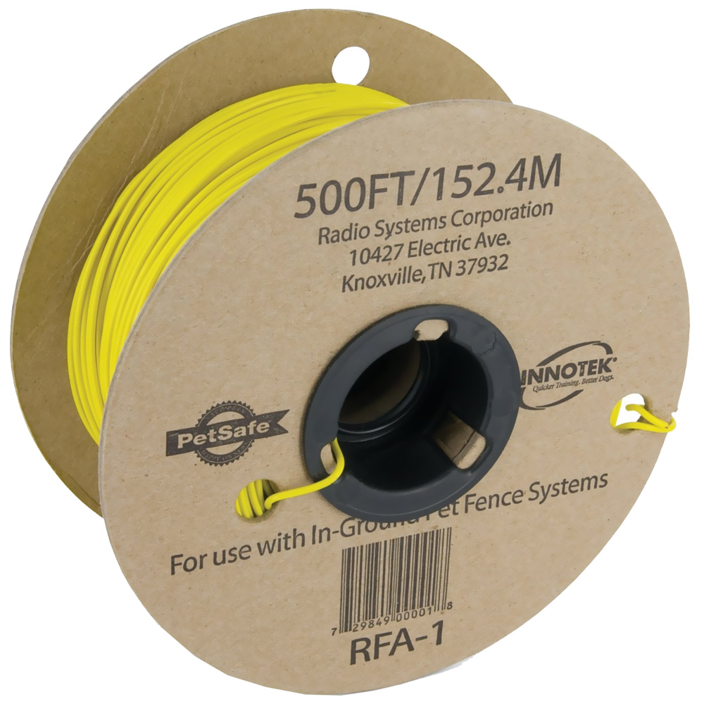 500 Ft Boundary Wire, PetSafe solid core - For Dogs - from EntirelyPets