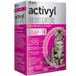 6 MONTH Activyl Spot-On for Cats & Kittens (2-9 lbs)