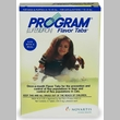 6 MONTH PROGRAM Yellow: For Dogs 21-45 lbs and Cats 7-15 lbs