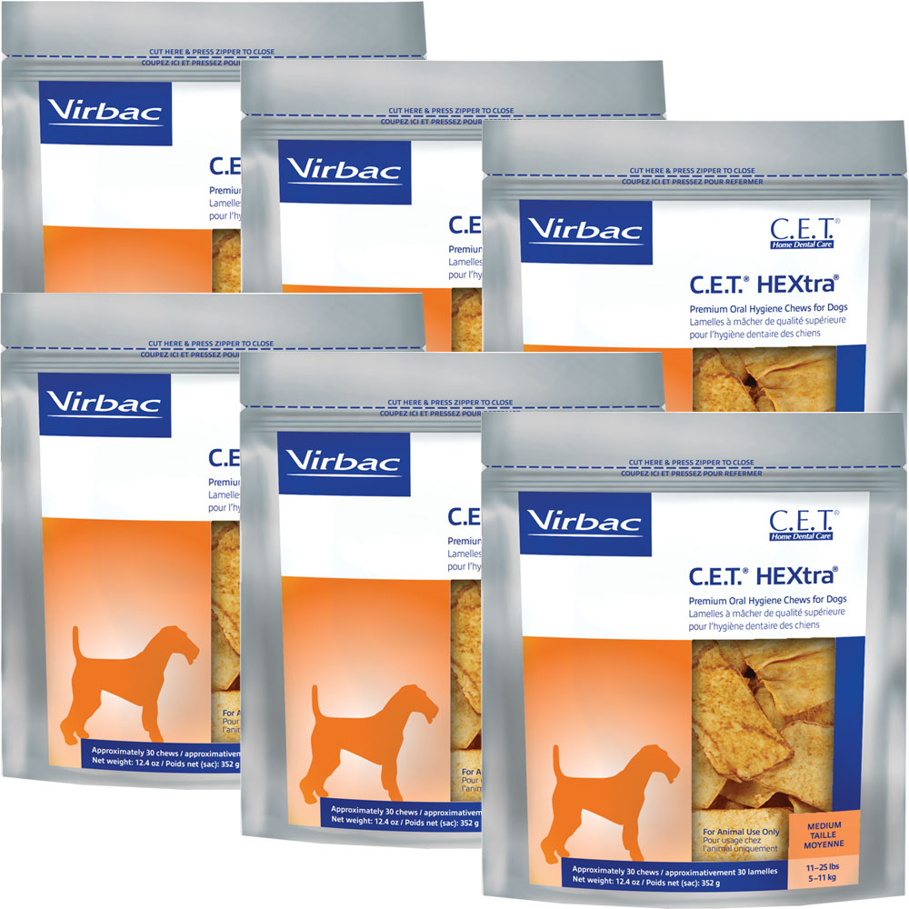 CET-HEXTRA-CHEWS-MEDIUM-DOGS-180-COUNT