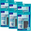 6-PACK CET VeggieDent Chews for Extra Small Dogs (180 count)