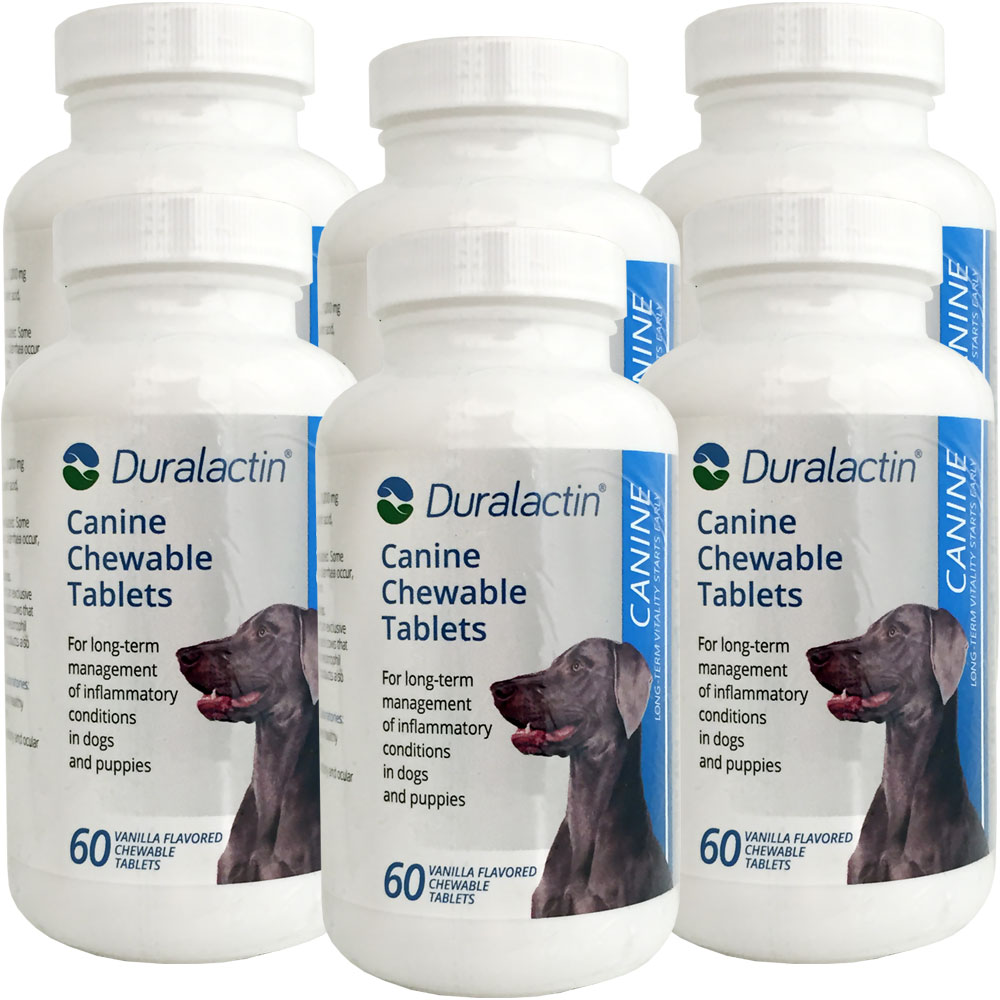 6-PACK Duralactin (360 Tablets) im test