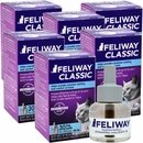 6 PACK FELIWAY CLASSIC Refill for Cats (288 mL)