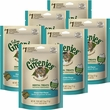 6-PACK Greenies Feline Dental Treats - Ocean Fish Flavor (15 oz)