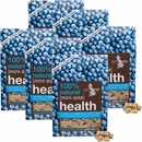 Isle of Dogs 100% Natural Health Dog Treats 6-Pack - Mini Size (72 oz)