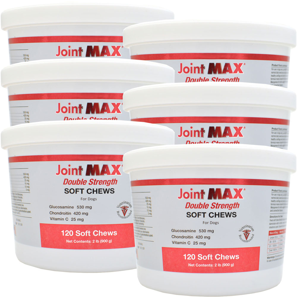 6-PACK Joint MAX Double Strength Soft Chews (720 Chews) im test