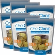 6-PACK Ora-Clens Oral Hygiene Chews Medium (180 Chews)