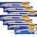 6-PACK Oratene Antiseptic Oral Gel (6 oz)