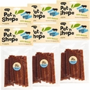 6-PACK Pet 'n Shape Lamb Strips Dog Treats (18 oz)
