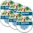 6-Pack Seresto Flea & Tick Collar for Small Dogs