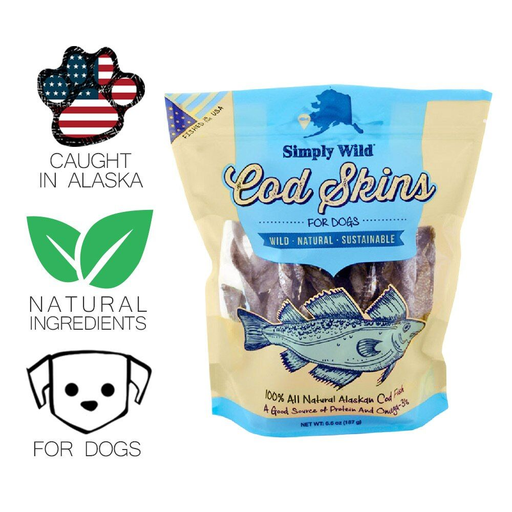 SIMPLY-WILD-COD-SKINS-FOR-DOGS-6PACK
