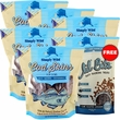 Simply Wild® Cod Skins for Dogs (2.5 lb) 6-PACK + FREE Lil' Bitz™ Flame Roasted Chicken