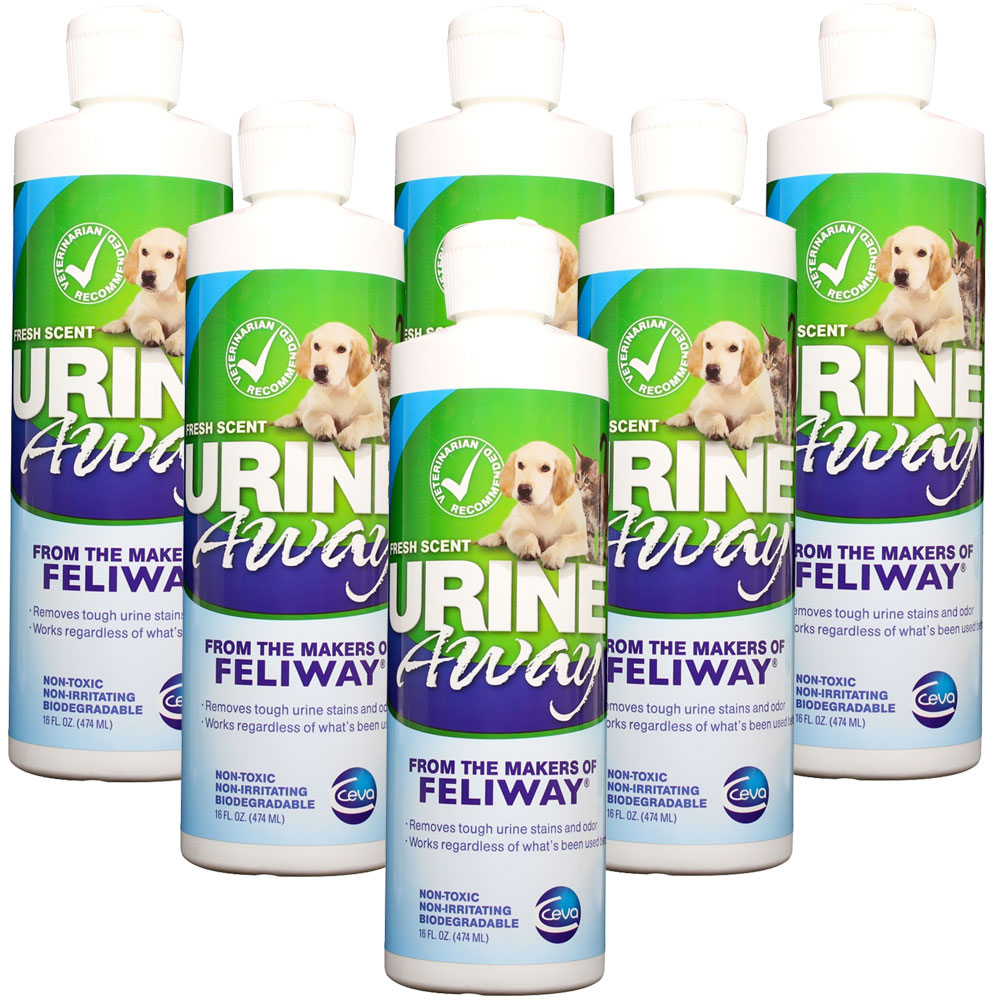 6-PACK URINE-AWAY 96 oz Soaker im test