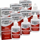 6-PACK Zymox PLUS Otic-HC Enzymatic Solution (7.5 oz)