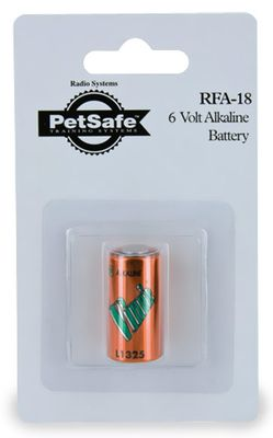 6 Volt Alkaline Battery - For Dogs - from EntirelyPets