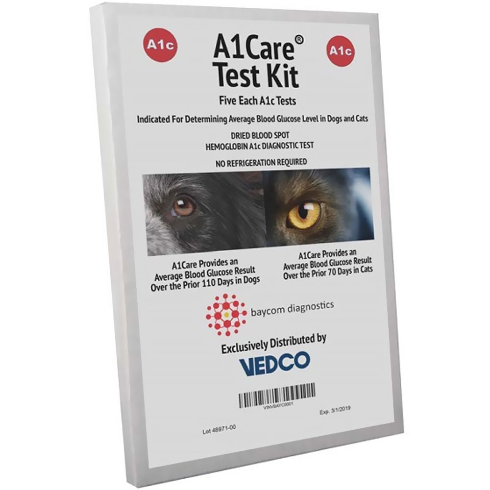 A1 Care Test Kit - For Dogs - from EntirelyPets