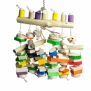 Abacus Hanging Java Wood Toy