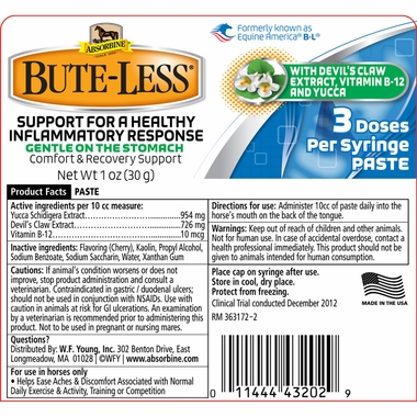 ABSORBINE-BUTE-LESS-COMFORT-RECOVERY-SUPPORT-PASTE-30GM