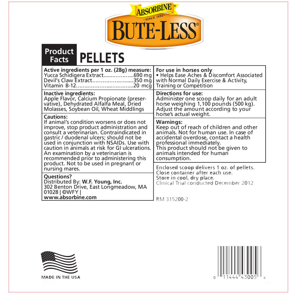 ABSORBINE-BUTE-LESS-COMFORT-RECOVERY-SUPPORT-PELLETS-2LB