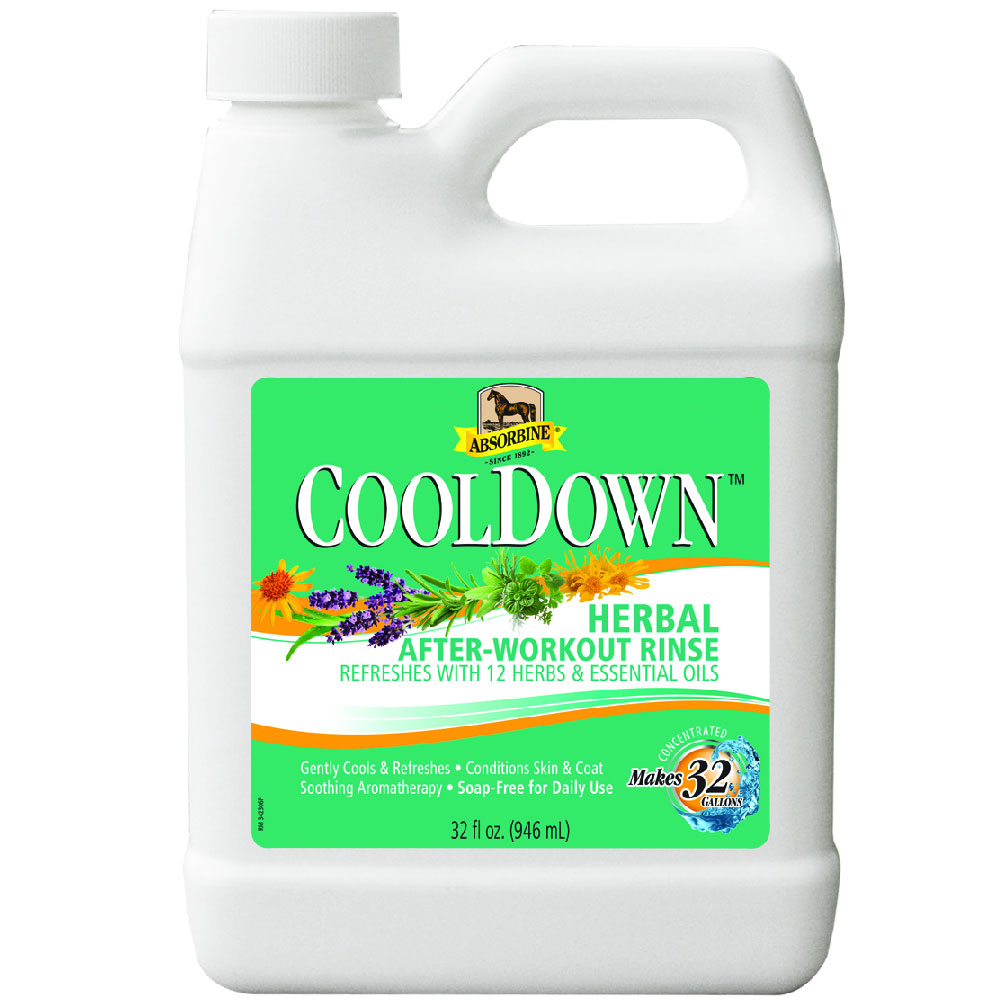 Absorbine Cooldown Herbal After-Workout Rinse, 32oz im test