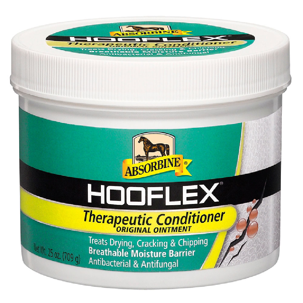 Absorbine Hooflex Therapeutic Conditioner Ointment, 25oz im test