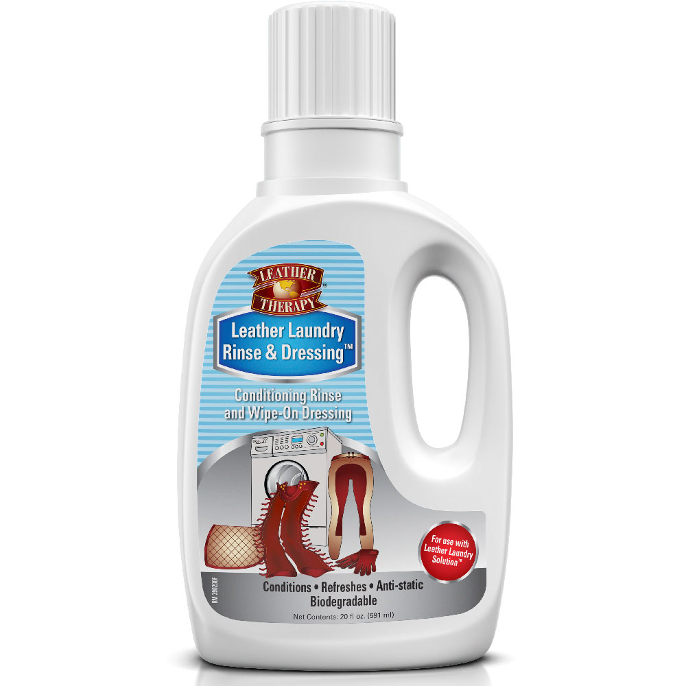 Absorbine Leather Therapy Laundry Rinse and Dressing, 20oz im test