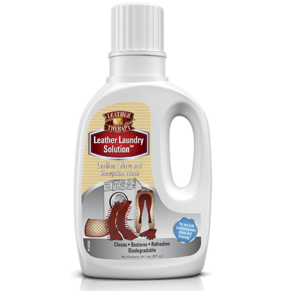 Absorbine Leather Therapy Leather Laundry Solution 20oz im test
