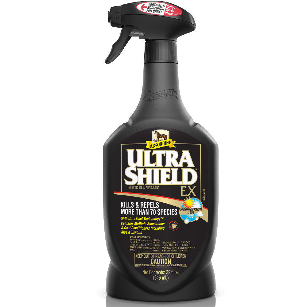 Absorbine UltraShield EX Insecticide and Repellent Spray, 32oz im test