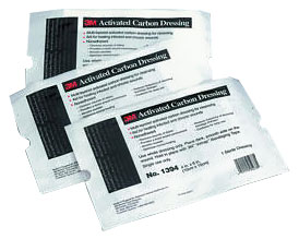 """Image of """"Activated Carbon Dressing (4""""""""x6"""""""") - 5 pack"""""""