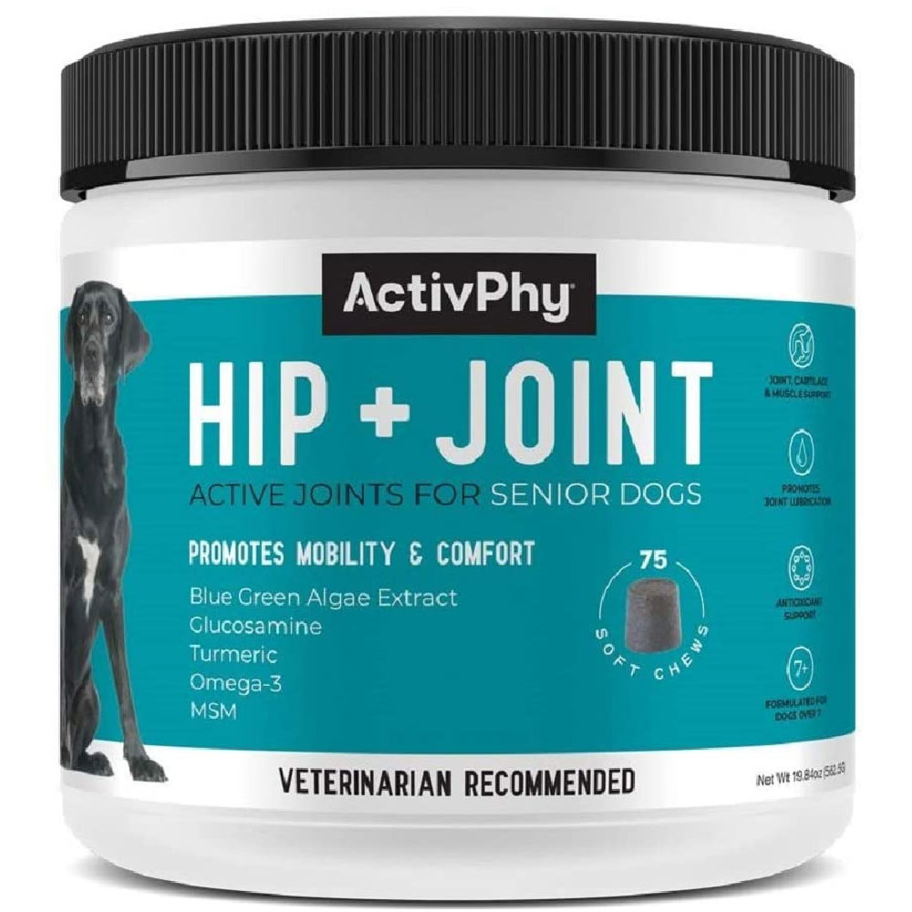 ActivPhy Joint Soft Chews for Dogs (75 count) im test
