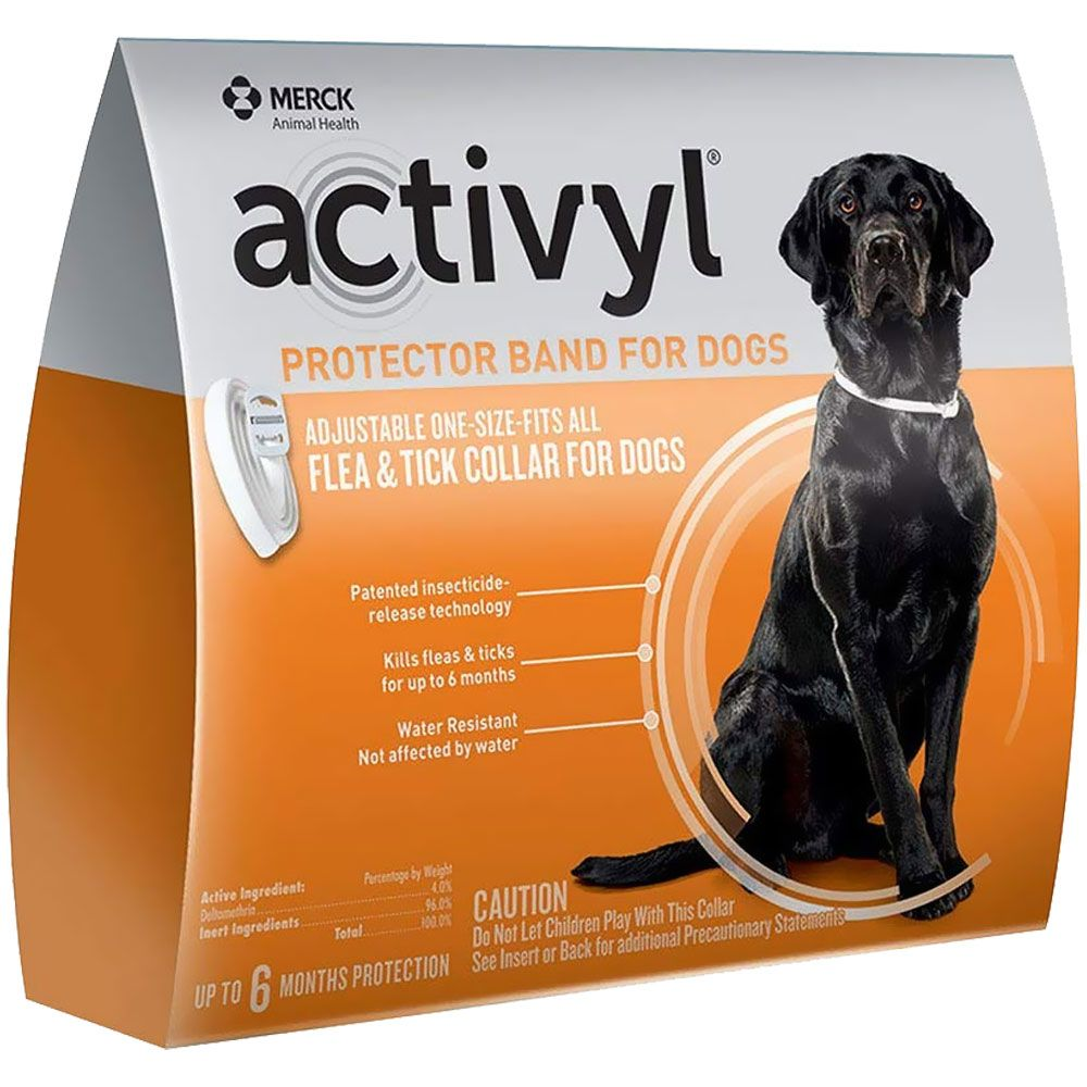 Image of Activyl Flea & Tick Protector Band for Dogs