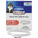 Adams Plus Flea Amp Tick Collar For Cats 7 Months
