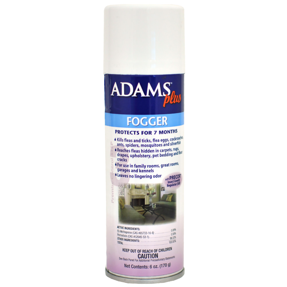 Adams Plus Flea & Tick Fogger (6 oz.) im test