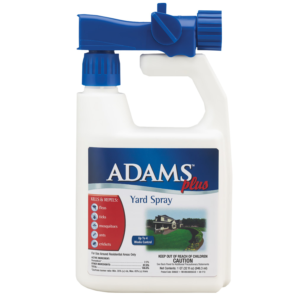 Adams Plus Flea & Tick Yard Spray (32 fl oz) im test