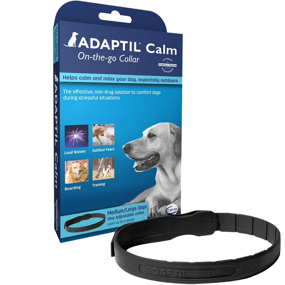 ADAPTIL On-The-Go Collar for Dogs (Large) im test