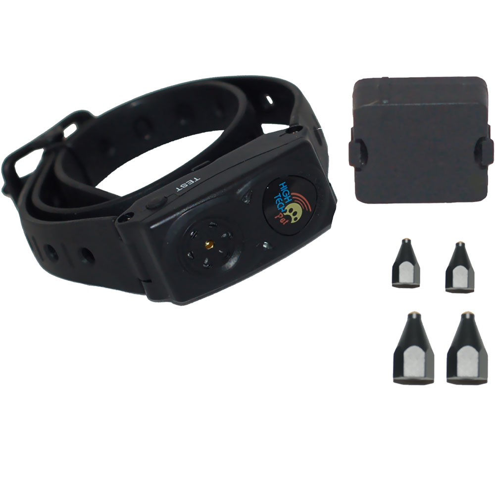 High Tech Additional Collar for HC-8000 & HC-7000 Fence & Containment Systems & RM-1 Radio Mat - For Dogs - from EntirelyPets